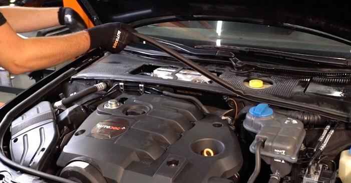 Wie Federn AUDI A4 Avant (8E5, B6) 2.5 TDI quattro 2001 austauschen - Schrittweise Handbücher und Videoanleitungen