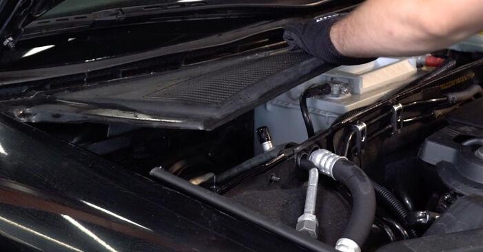 Audi A4 B6 Avant 2.5 TDI quattro 2002 Springs replacement: free workshop manuals