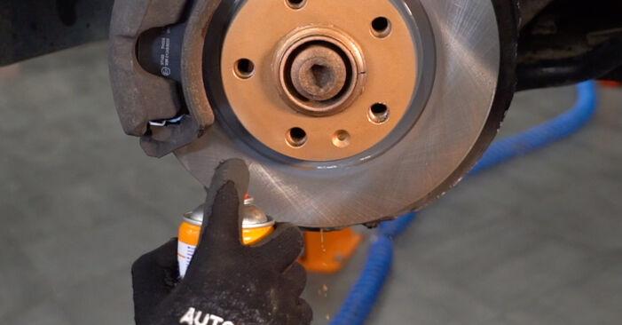 A4 Avant (8E5, B6) 2.5 TDI 2001 Springs DIY replacement workshop manual