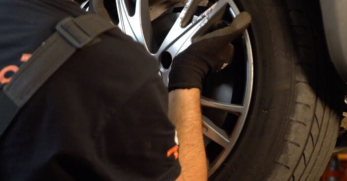 How to change Springs on AUDI A4 Avant (8E5, B6) 2002 - tips and tricks