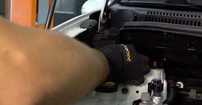 À quel point est-il difficile de le faire soi-même : télécharger le guide illustré pour le changement de Ressort d'Amortisseur sur Toyota Auris e15 1.33 Dual-VVTi (NRE150_) 2012