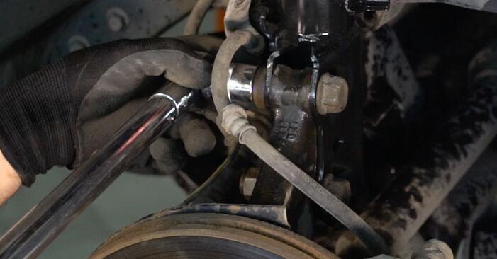 AURIS (NRE15_, ZZE15_, ADE15_, ZRE15_, NDE15_) 1.4 (ZZE150_) 2010 Molla Ammortizzatore manuale di officina di ricambio fai da te