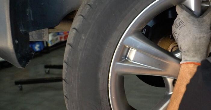 Federn Ihres Lexus RX XU30 3.3 400h AWD 2005 selbst Wechsel - Gratis Tutorial