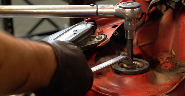 Need to know how to renew Springs on PEUGEOT 107 ? This free workshop manual will help you to do it yourself