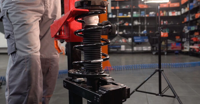 Need to know how to renew Shock Absorber on VW POLO ? This free workshop manual will help you to do it yourself
