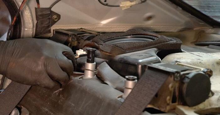 Tausch Tutorial Federn am BMW 5 Limousine (E39) 1998 wechselt - Tipps und Tricks