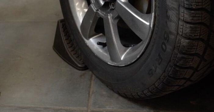 Wymiana Zawieszenie VW Polo 5 Sedan 2009 - darmowe instrukcje PDF i wideo