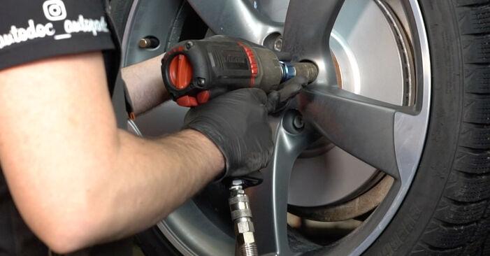 Kako odstraniti AUDI A4 S4 3.0 quattro 2011 Vzmeti - spletna, enostavna za sledenje, navodila