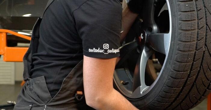 Zamenjajte Vzmeti na Audi A4 B8 Sedan 2008 2.0 TDI sami