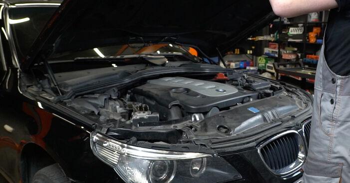 Comment changer Ressort d'Amortisseur sur BMW E60 2001 - Manuels PDF et vidéo gratuits