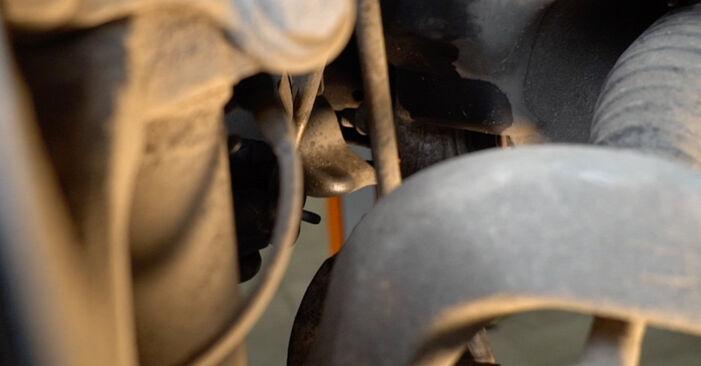 Faites-le vous-même : tutoriel en ligne pour le changement de BMW 5 SERIES Ressort d'Amortisseur