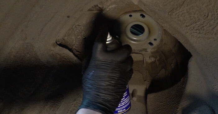 DIY replacement of Springs on BMW 5 Saloon (E60) 520d 2.0 2005 is not an issue anymore with our step-by-step tutorial