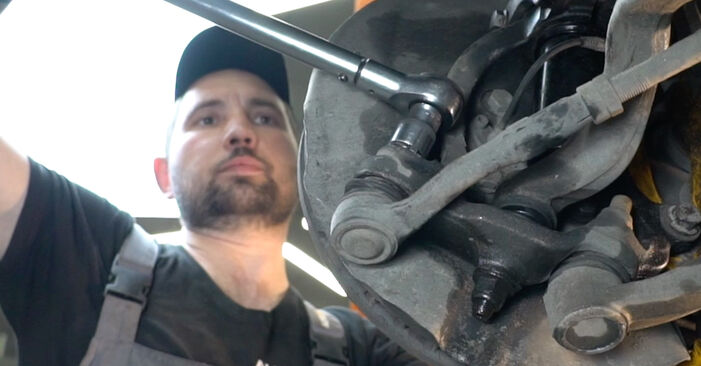 How to change Springs on BMW E60 2001 - free PDF and video manuals