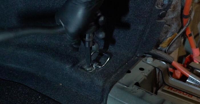 Federn am BMW 5 Limousine (E60) 535d 3.0 2006 wechseln – Laden Sie sich PDF-Handbücher und Videoanleitungen herunter