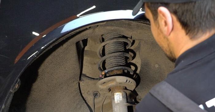 Προτάσεις βήμα προς βήμα για την KANTO ΜΟΝΟΣ ΣΟY αντικατάσταση Octavia 1z5 2007 2.0 TDI 4x4 Ανάρτηση
