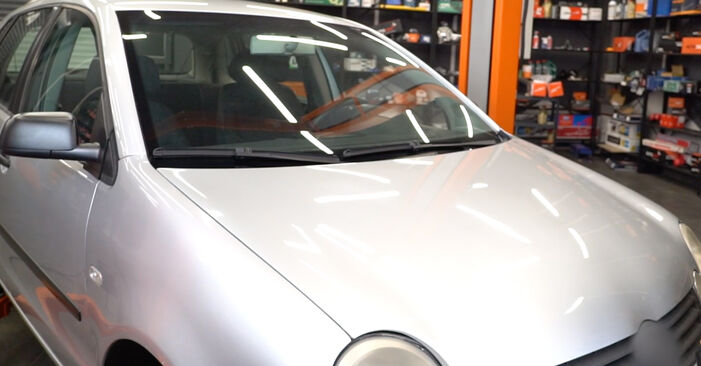 Как се сменя Многоклинов(пистов) ремък на VW POLO (9N_) 2001 - съвети и номера