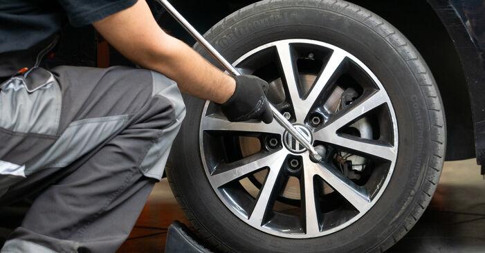 Touran 1t3 2.0 TDI 2012 Remblokken remplaceren: kosteloze garagehandleidingen