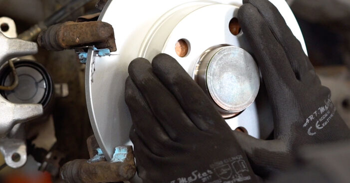 Changing of Wheel Bearing on Audi A3 8l1 1996 won't be an issue if you follow this illustrated step-by-step guide