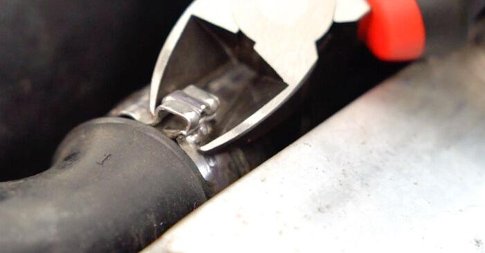 Zündspule Abarth 595 1.4 (312.AXF11) 2010 wechseln: Kostenlose Reparaturhandbücher