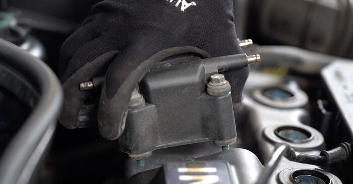 Hvordan skifte Tennspolen på MINI Hatchback (R50, R53) 2006: Last ned PDF- og videoveiledninger