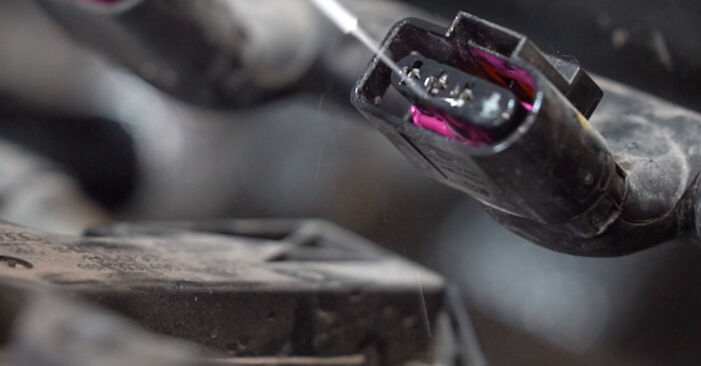 VW GOLF 1.4 TSI Ignition Coil replacement: online guides and video tutorials