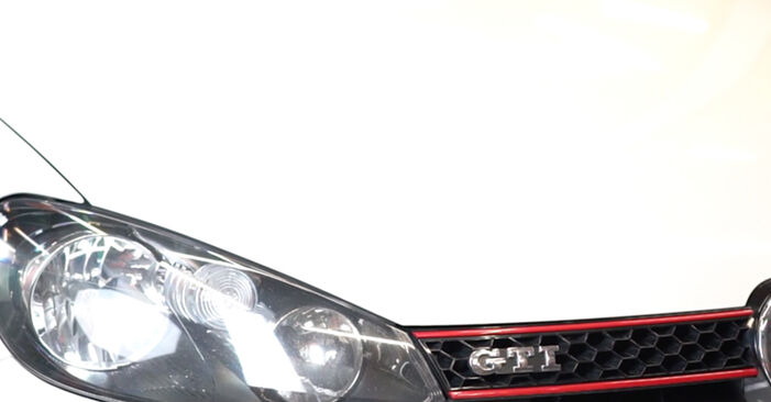 DIY replacement of Ignition Coil on VW GOLF VI (5K1) 1.4 TSI 2003 is not an issue anymore with our step-by-step tutorial