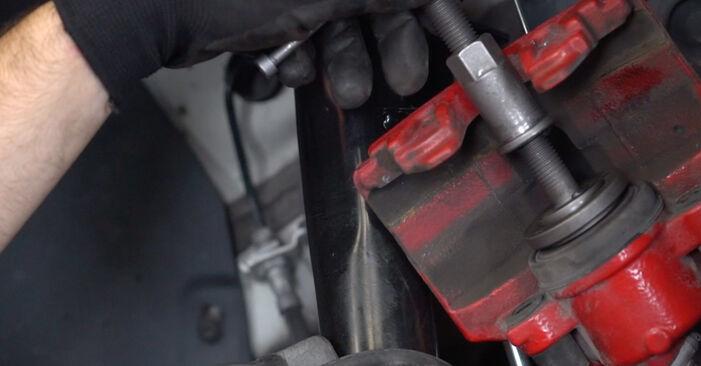 Hvordan skifte Bremseklosser på VW GOLF VI (5K1) 2008 – tips og triks