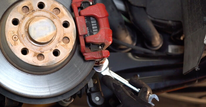 Need to know how to renew Brake Pads on VW GOLF ? This free workshop manual will help you to do it yourself