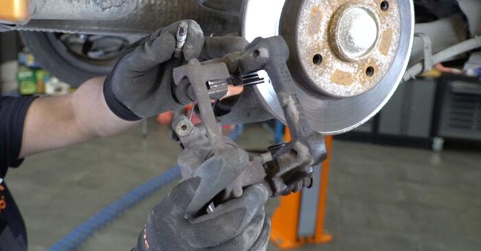 Zweckdienliche Tipps zum Austausch von Bremsscheiben beim PEUGEOT 207 (WA_, WC_) 1.4 2010