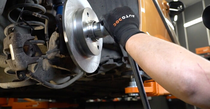 How hard is it to do yourself: Wheel Bearing replacement on PEUGEOT 207 (WA_, WC_) 1.6 16V RC 2012 - download illustrated guide