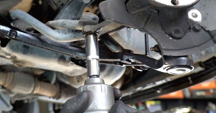 FIAT PANDA 2010 Kerékcsapágy lépésről lépésre csere útmutató