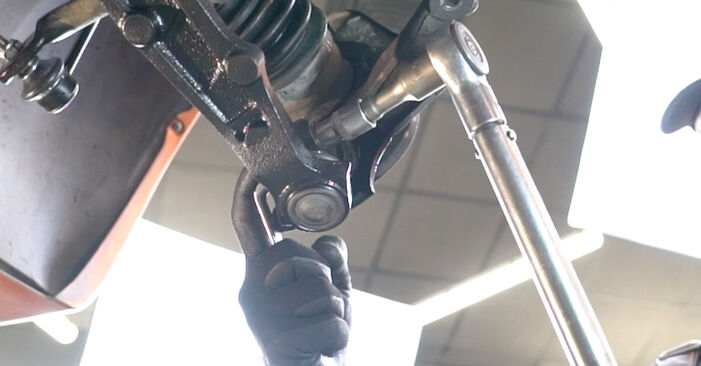 Replacing Wheel Bearing on Fiat Panda 169 2013 1.2 by yourself