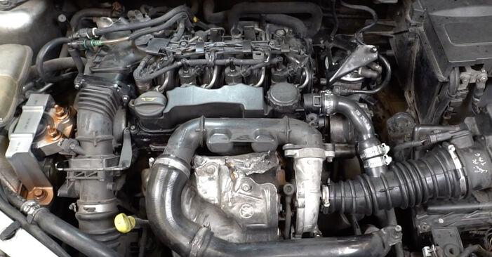 Kraftstofffilter am FORD Focus II Limousine (DB_, FCH, DH) 2.0 2003 wechseln – Laden Sie sich PDF-Handbücher und Videoanleitungen herunter