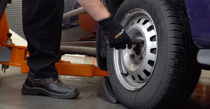 Bremsschläuche Opel Astra g f48 1.4 16V (F08, F48) 2000 wechseln: Kostenlose Reparaturhandbücher