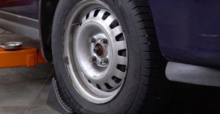 Hogyan Opel Astra g f48 1998 Stabilizátor Szilent cseréje - ingyenes PDF és videó-útmutatók
