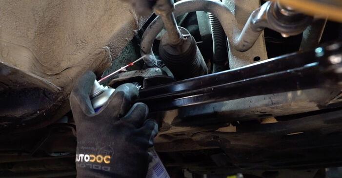 Önálló Opel Astra g f48 2008 1.6 16V (F08, F48) Stabilizátor Szilent csere