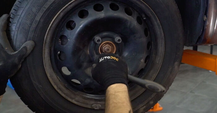 RENAULT MEGANE 2.0 Control Arm replacement: online guides and video tutorials