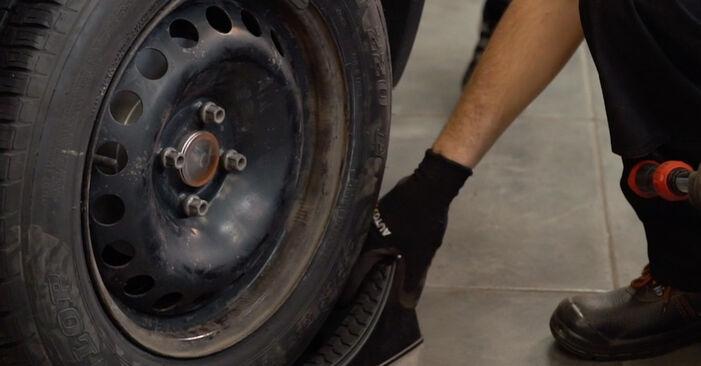 Bremsscheiben RENAULT MEGANE II Saloon (LM0/1_) 1.5 dCi (LM1E) 2003 wechseln: Kostenlose Reparaturhandbücher