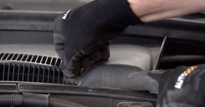 Cambio Discos de Freno en BMW E53 2000 no será un problema si sigue esta guía ilustrada paso a paso