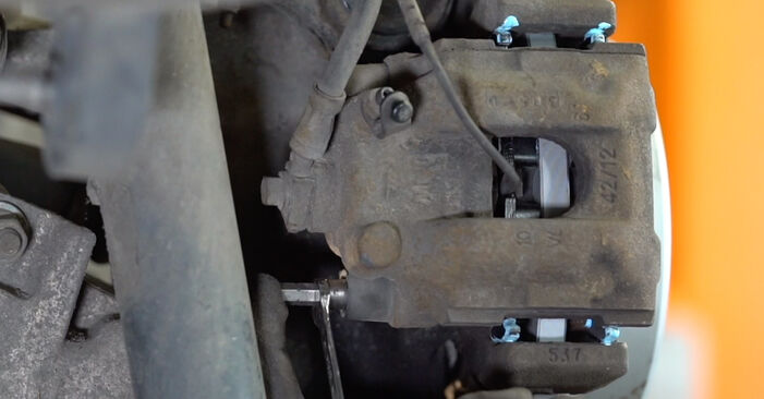 How hard is it to do yourself: Brake Pads replacement on BMW E53 3.0 i 2006 - download illustrated guide