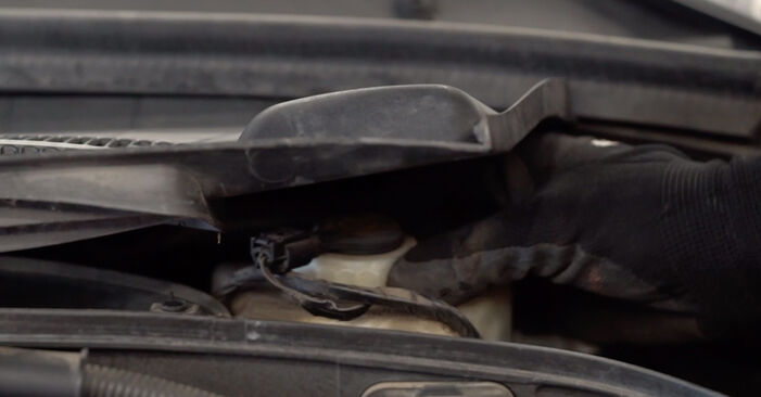 DIY replacement of Brake Pads on BMW X5 (E53) 4.4 i 2006 is not an issue anymore with our step-by-step tutorial