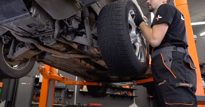 Changing of Brake Pads on BMW E53 2000 won't be an issue if you follow this illustrated step-by-step guide