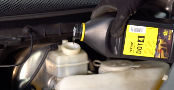How to change Brake Hose on MERCEDES-BENZ A-Class (W168) 2001 - tips and tricks