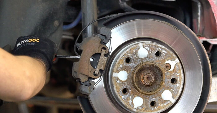 How hard is it to do yourself: Brake Pads replacement on BMW 3 Convertible (E46) 320Cd 2.0 2004 - download illustrated guide