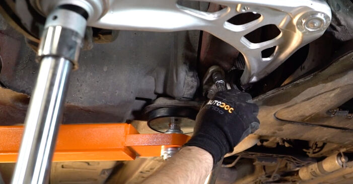 Need to know how to renew Control Arm on BMW 3 SERIES ? This free workshop manual will help you to do it yourself