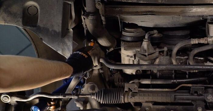 Stabigummis am BMW 3 Touring (E46) 330i 3.0 2003 wechseln – Laden Sie sich PDF-Handbücher und Videoanleitungen herunter