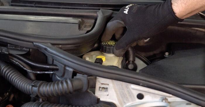 Comment changer Plaquettes de Frein sur BMW 3 Touring (E46) 2002 - trucs et astuces