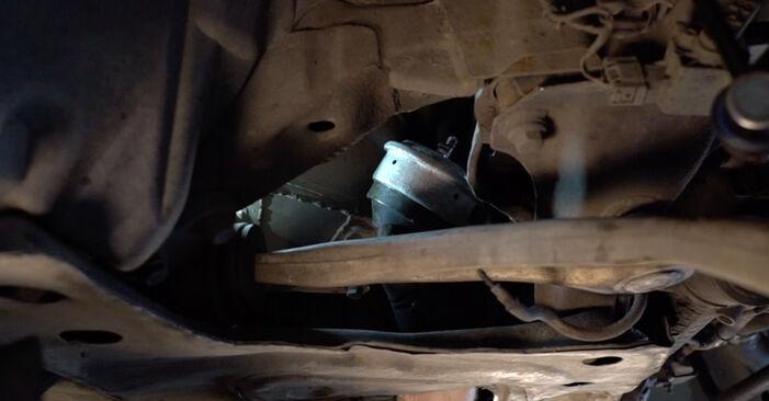 Zweckdienliche Tipps zum Austausch von Motorlager beim BMW 3 Touring (E46) 330d 2.9 2004