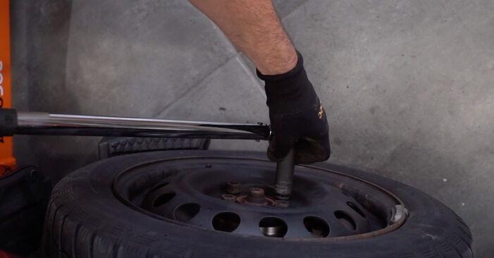 Wie Bremsscheiben Toyota Aygo ab1 1 2005 tauschen - Kostenlose PDF- und Videoanleitungen