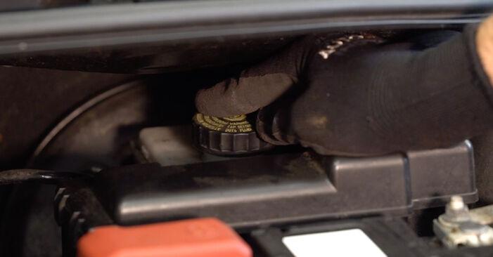 Bremsscheiben Toyota Aygo ab1 1.0 GPL (KGB10_) 2007 wechseln: Kostenlose Reparaturhandbücher